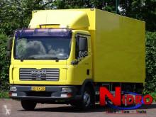 MAN box truck TGL 12.210