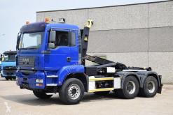 Camion polybenne MAN TGA 33.430