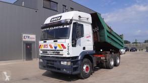 Camión volquete Iveco Eurotrakker