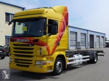 Lastbil Scania R R400*Euro5*Standheizung*Klima* Liegen* chassi begagnad