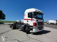 Camion Scania G G420LB6X2*4MNB Lenkachse Retarder 3 Pedale telaio usato