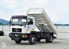 Kamión korba MAN 17 - 232 * 2 - Seitig Kipper 4,30m * 4x4 !