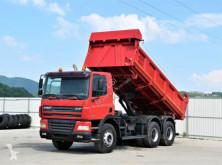 Camion ribaltabile DAF CF 85.380 Kipper 5,20m + Bordmatic* 6x4 !
