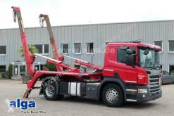 Camión Scania P P 320 DB4x2HNZ, Euro 6, Meiller AK12MT, Klima multivolquete usado
