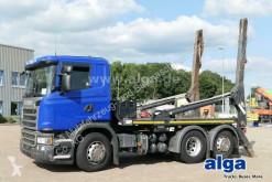 Camión multivolquete Scania G G 490 LB6x2 4HNA, Euro 6, VDL, Retarder, 490PS