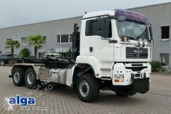 Camion MAN TGL 28.440 TGA BL, 3-Achser, Allrad, lenk-Lift polybenne occasion