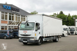 شاحنة عربة مقفلة Renault Midlum 16.270 DXi/Schiebeplane/LBW/Klima/TOP