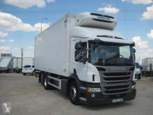 Camión Scania P 360 frigorífico multi temperatura usado