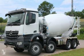 Camion béton toupie / Malaxeur Mercedes Arocs AROCS 5 4142 B 8X4 Euro 3 EuromixMTP EM 10