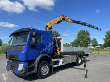 Camion cassone Volvo FE 320 4X2 EURO 6 EFFER 145/6S CRANE 113.000 KM!