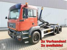Camion polybenne MAN TGA 26.350 6x4 BB 26.350 6x4 BB, EX-Feuerwehr, NUR 27.000KM!