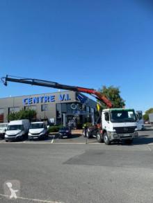Lastbil Mercedes Actros 3241 flerecontainere brugt