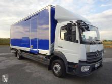 شاحنة عربة مقفلة متعدد الحجرات Mercedes Atego 1218 NL