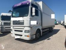 شاحنة عربة مقفلة نقل الأثاث MAN TGA 18.440