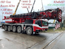 Faun TADANO ATF 130G-5 - 130 TONS - 60m BOOM + JIB 18m - 5x EXTENSIONS - RADIO CONTROL - FULL MB ENGINE + GEARBOX 10x8x10 - TÜV 05/01 autojeřáb použitý