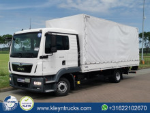 Camion MAN TGL 8.180 cu prelata si obloane second-hand