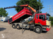 Vrachtwagen kipper Scania P 380