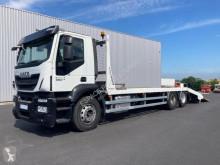شاحنة Iveco Stralis 360 حاملة آليات مستعمل