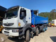 Camion benne Renault Kerax