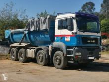 MAN TGA 35.480 truck used construction dump