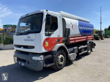 Renault szénhidrogének tartálykocsi teherautó Premium 270