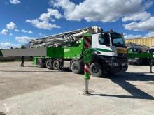 卡车 混凝土搅拌车/搅拌机 混凝土泵 奔驰 Arocs 4751