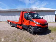 Portamáquinas Iveco 72-170 car transporter cargo truck platform