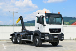 Camion MAN TGS 33.360 Abrollkipper 5,40m *6x4* Top Zustand! multibenne occasion
