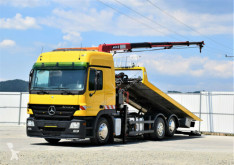 Mercedes autómentés teherautó Actros 2541 Abschleppwagen 6,20m + HMK 132 HP !