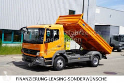 Kamión Mercedes Atego Atego 822K Dreiseitenkipper AHK Anh.-Hydr. TOP korba trojstranne sklápateľná korba ojazdený