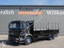 MAN LKW Pritsche Bracken/Spriegel 14.160 LL Pritsche, 3 Sitze, 1.Hand, 2xAHK