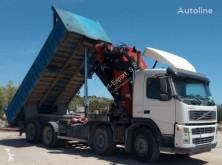 Camion benne Volvo 400 BASCULANTE VOLQUETE