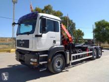 Kamión MAN TGA hákový nosič kontajnerov ojazdený