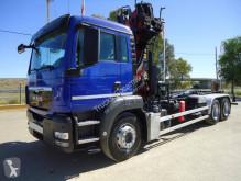 Kamión MAN TGS hákový nosič kontajnerov ojazdený