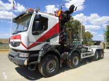 卡车 双缸升举式自卸车 雷诺