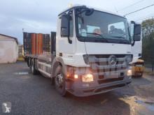 Kamión Mercedes Actros 2536 náves na prepravu strojov ojazdený