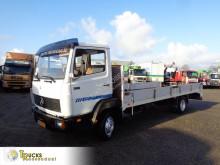 Lastbil Mercedes Ecoliner 814 flatbed brugt