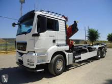 Kamión MAN TGS 26.440 valník ojazdený