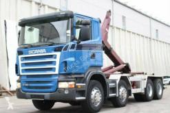 Lastbil Scania R 420 flerecontainere brugt