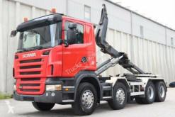 Lastbil Scania R 480 flerecontainere brugt