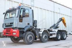 Lastbil flerecontainere Iveco Trakker 340 T 45