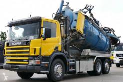 Camion aspirateur Scania P 124P420