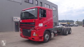 DAF chassis truck XF 430