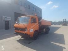 Camion benne MAN 6.90 (FULL STEEL SUSPENSION / MANUAL PUMP)