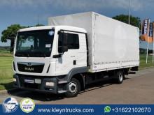 Camión lona corredera (tautliner) MAN TGL 8.180