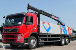 Camión Volvo FM 300 caja abierta usado