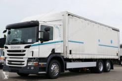Camion Scania P 280 DB centinato alla francese usato