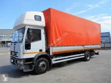 Lastbil Iveco Eurocargo 150 E 18 glidende gardiner brugt