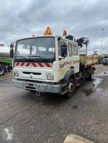 Kamyon Renault Gamme M 150 damper üç yönlü damperli kamyon ikinci el araç