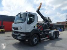 卡车 双缸升举式自卸车 雷诺 Kerax 410 DXI
